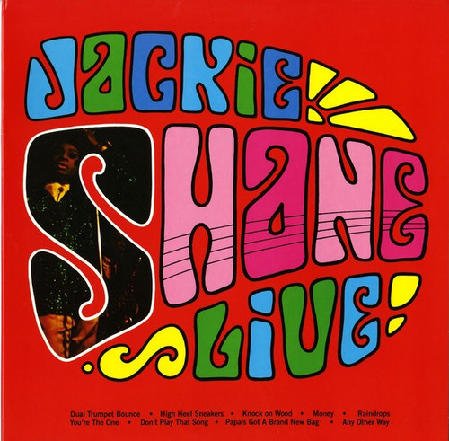 Jackie Shane - Live! (Limited Edition Red Vinyl)