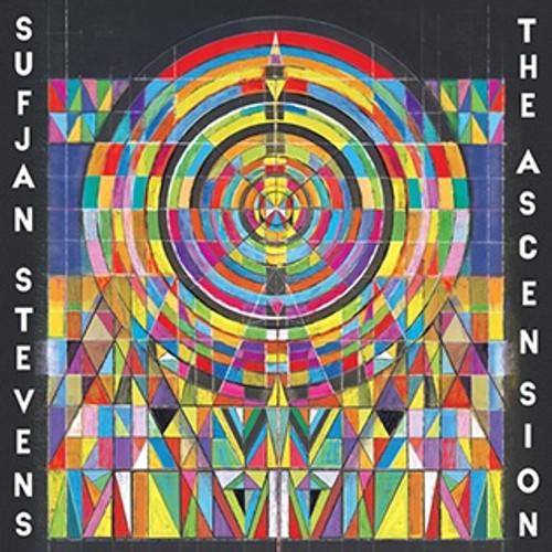 Sufjan Stevens - The Ascension (2LP Limited Edition Clear Vinyl)