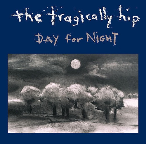 The Tragically Hip - Day For Night (2LP Limited Anniversary Edition Silver Vinyl)