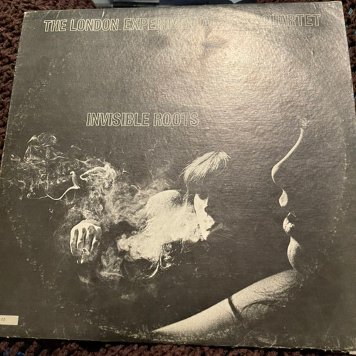 The London Experimental Jazz Quartet - Invisible Roots (1st Press on Scratch Canada 1974)