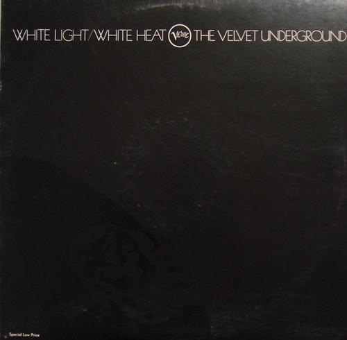 The Velvet Underground - White Light/White Heat (1985 USA pressing)