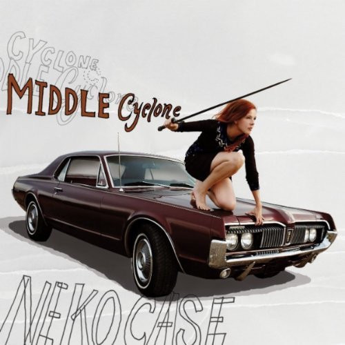 Neko Case - Middle Cyclone (Limited Edition on clear vinyl)