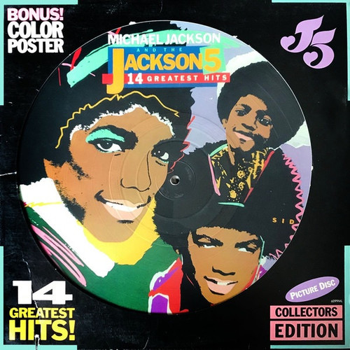 Michael Jackson / Jackson 5 - 14 Greatest Hits