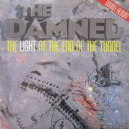 The Damned - The Light At The End Of The Tunnel (2 LPs are VG+)