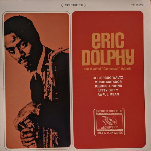Eric Dolphy - Eric Dolphy -Compilation