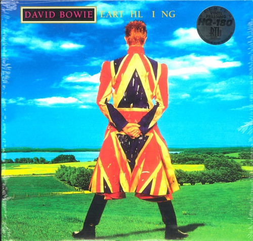 David Bowie - Earthling ( Sealed -Green Vinyl)