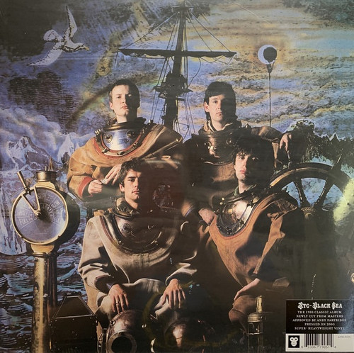XTC - Black Sea ( pressed on 200g vinyl)