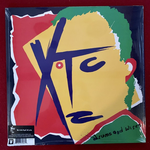 XTC - Drums And Wires ( 200g vinyl)