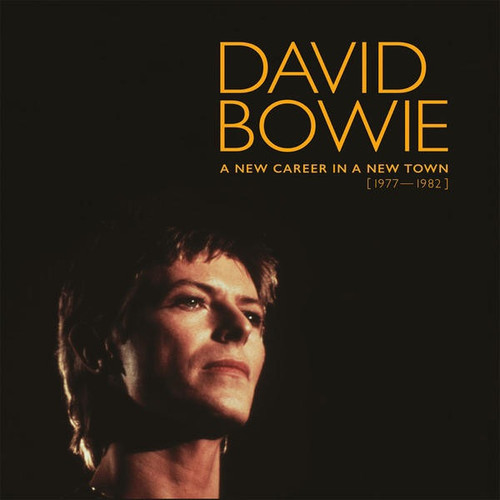 David Bowie - A New Career In A New Town [ 1977–1982 ] comes in original shipping box!