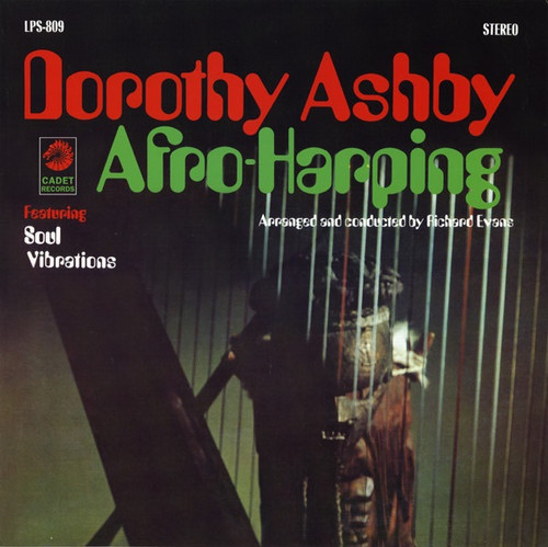 Dorothy Ashby - Afro-Harping (sealed 2006 reissue)