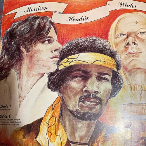 Jim MORRISON Jimi HENDRIX Johnny WINTER Jam Live In New York 1970 Bleeding Heart Boot
