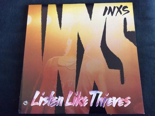 INXS - Listen Like Thieves ( NM in shrink)