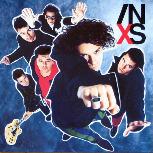 INXS - X (  1990 Club Edition in shrink)