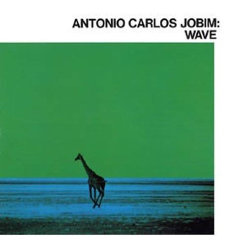 Antonio Carlos Jobim - Wave (2007 reissue)