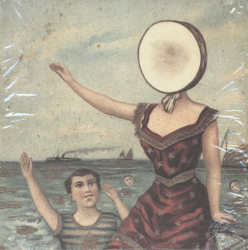 Neutral Milk Hotel - In The Aeroplane Over The Sea ( NM/VG+ 1998 pressing)