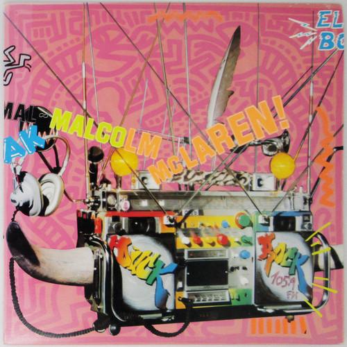 Malcolm McLaren – Duck Rock