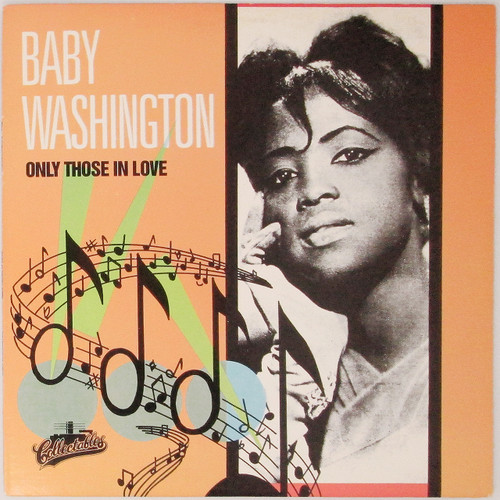 Baby Washington – Only Those In Love