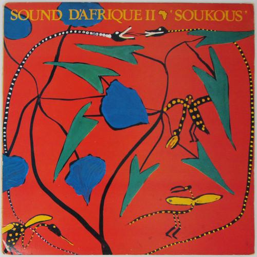 Various – Sound D'Afrique II Soukous