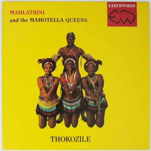 Mahlathini And The Mahotella Queens – Thokozile