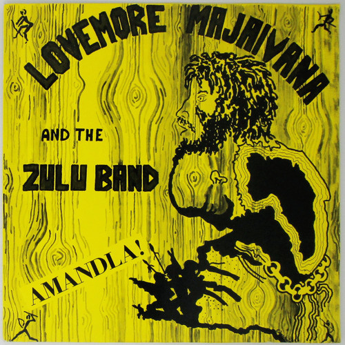 Lovemore Majaivana & The Zulu Band – Amandla!