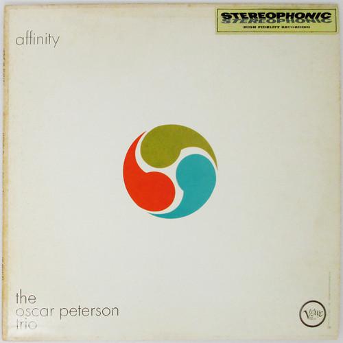 The Oscar Peterson Trio – Affinity