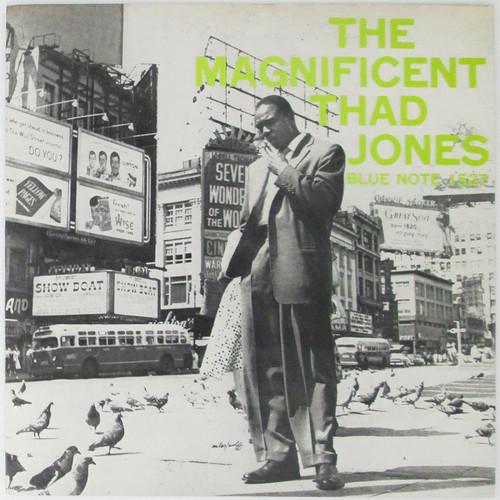 Thad Jones – The Magnificent Thad Jones (Liberty reissue)
