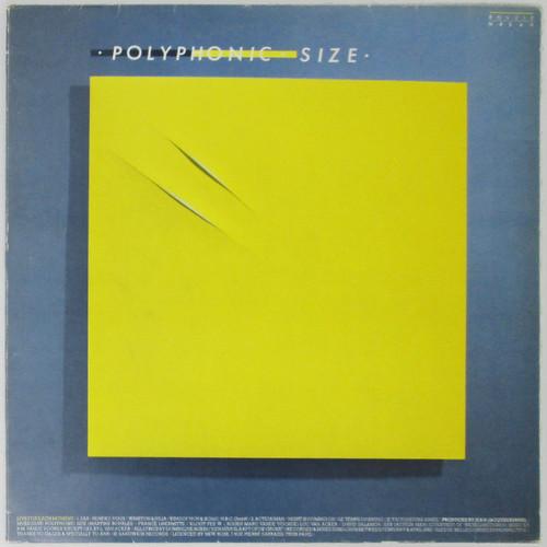 Polyphonic Size – Live For Each Moment / Vivre Pour Chaque Instant