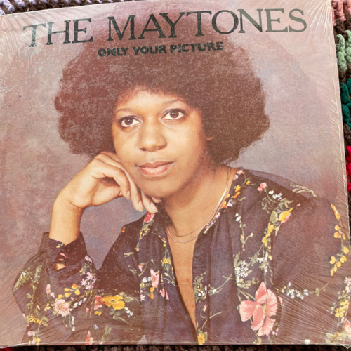 The Maytones - Only Your Picture (1984 UK Sealed)