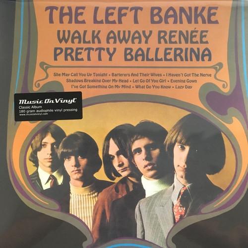 The Left Banke - Walk Away Renee / Pretty Ballerina