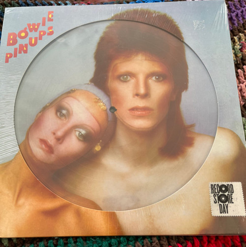 David Bowie -  Pin Ups (Picture Disc)