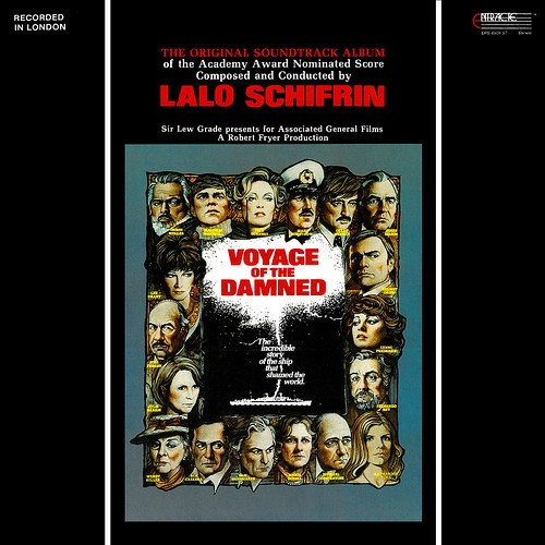 Lalo Schifrin - Voyage Of The Damned (The Original Soundtrack Album)