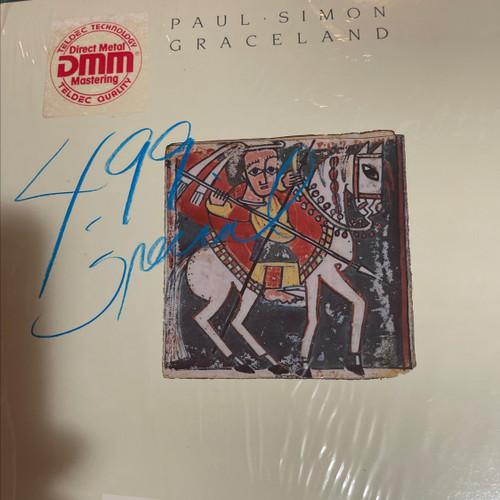 Paul Simon - Graceland ( NM in original shrink)