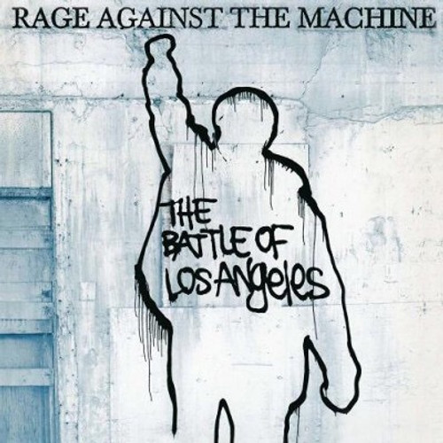Rage Against The Machine - The Battle of Los Angeles (189g Reissue)