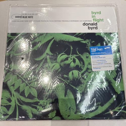 Donald Byrd - Byrd in Flight (Blue Note Tone Poet)