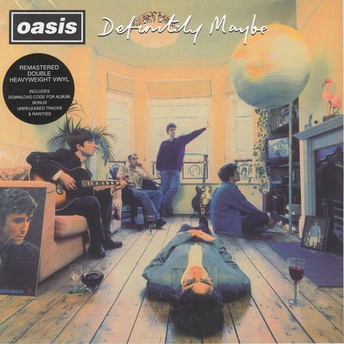 Oasis - Definitely Maybe (2LP 180g Reissue)