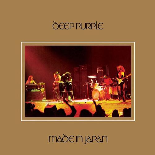 Deep Purple - Made In Japan (Rhino Rocktober Limited Edition Purple Vinyl)