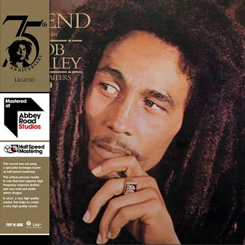 Bob Marley & The Wailers - Legend (Abbey Road Half Speed Master)