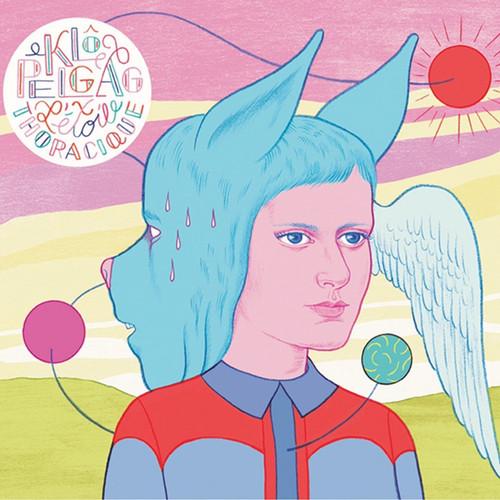 Klô Pelgag - L'étoile thoracique (Édition spéciale - Vinyle de couleur)