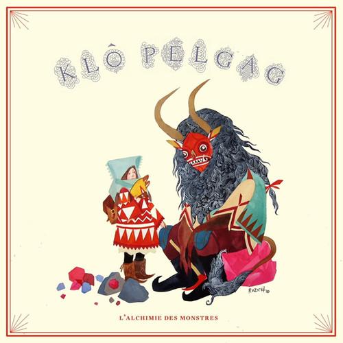 Klô Pelgag - L'alchimie des monstres (Édition spéciale - Vinyle de couleur)
