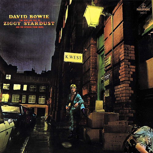David Bowie - The Rise and Fall of Ziggy Stardust (180g Reissue)
