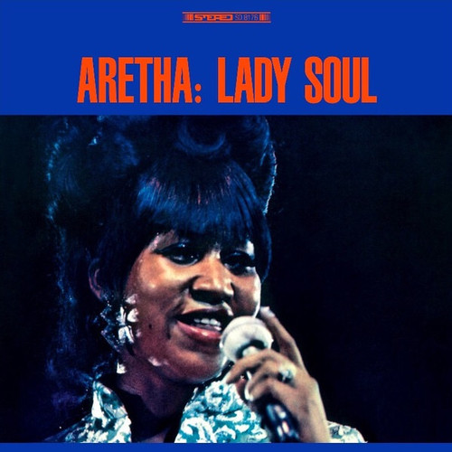 Aretha Franklin - Lady Soul (180g Stereo Reissue)