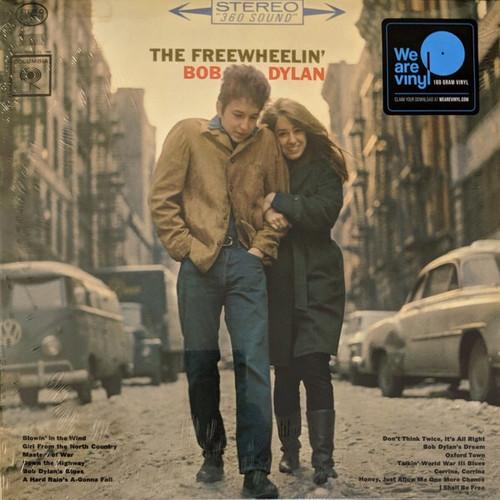 Bob Dylan - The Freewheelin' Bob Dylan (180g Reissue)