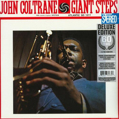 John Coltrane - Giant Steps (2LP 60th  Anniversary Deluxe Edition)
