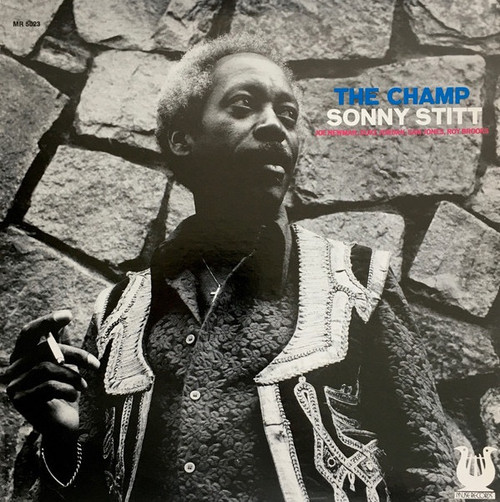 Sonny Stitt - The Champ (vinyl NM)
