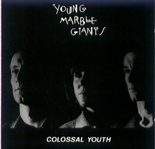 Young Marble Giants - Colossal Youth (VG+/NM)