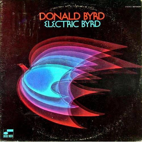 Donald Byrd - Electric Byrd (1970 Blue Note Vinyl VG+)