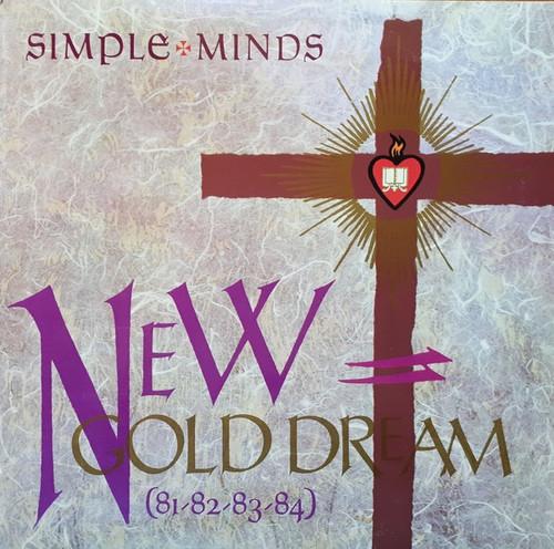 Simple Minds - New Gold Dream (81-82-83-84) Near Mint
