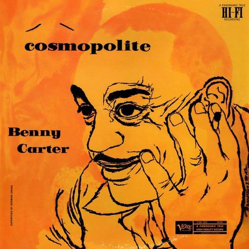 Benny Carter - Cosmopolite ( Japanese Import)