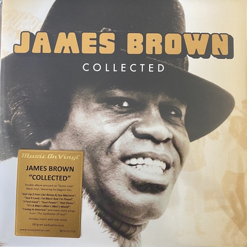 James Brown - Collected (Music on Vinyl)