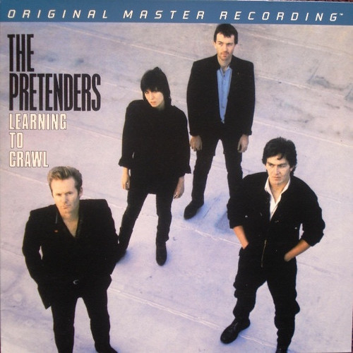 The Pretenders - Learning To Crawl(MoFi)